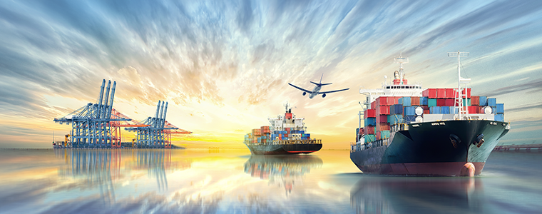 Sea Freight and Air Freight