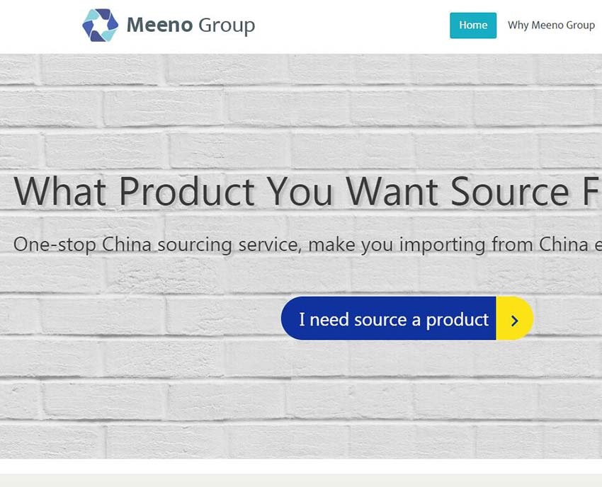meeno group sourcing company