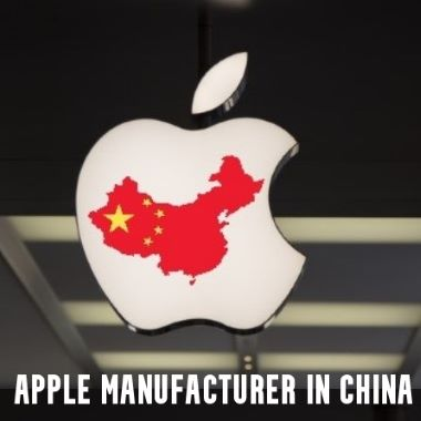 Apple-Manufacturer-in-China