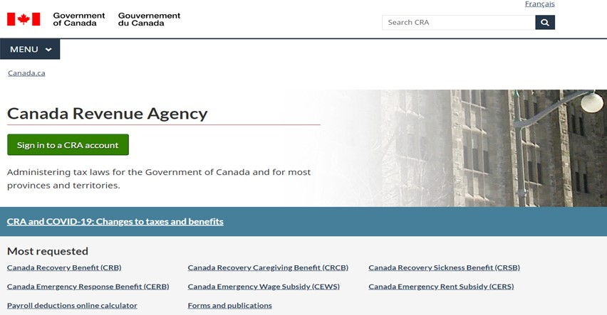 import-requirements-of-Canadian-Revenue-Agency