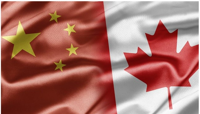 Import duty from China to Canada
