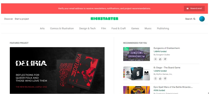 Kickstarter-To-Find-Trending-Products