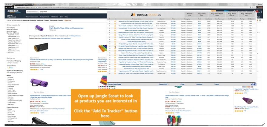 Product-tracker-amazon
