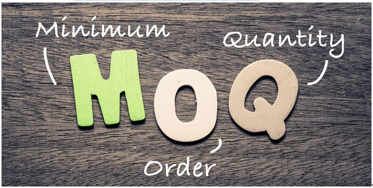 wholesale price and MOQ number