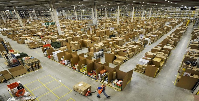 Send your Products to a Distribution Center