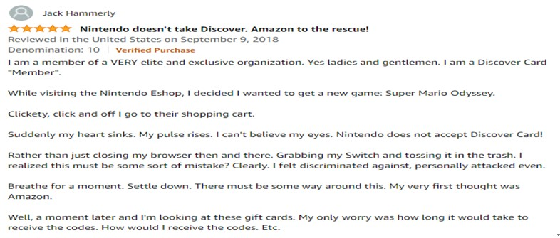 Customer Review11