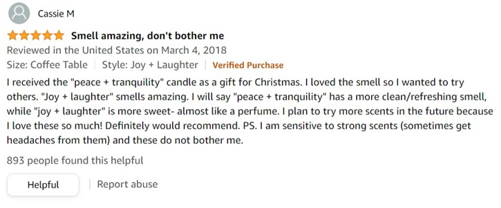 Customer Review33