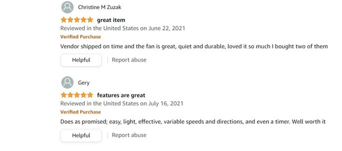 Customer Review6