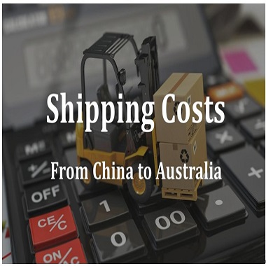 Shipping costs from China to Australia - Copy