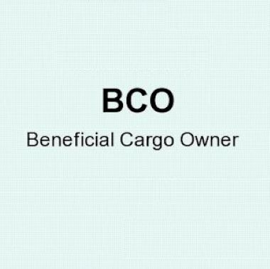 what is bco means